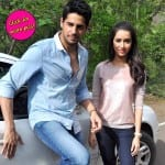 Sidharth Malhotra and Shraddha Kapoor promote Ek Villain on the sets of CID- View pics!