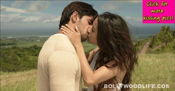 Shraddha and Sidharth's passionate kiss in Ek Villain- View pics!