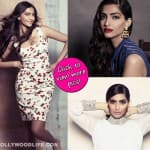 Sonam Kapoor photoshoot: The fashionista not at her fashionable best!