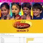 DID Li'l Masters 3 results: Teriya Magar to win the show, say fans!