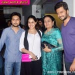 Riteish Deshmukh holds a screening of Ek Villain for family and friends- View pics!