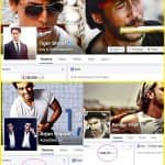 Tiger Shroff more popular than Ranveer Singh and Arjun Kapoor on Facebook!