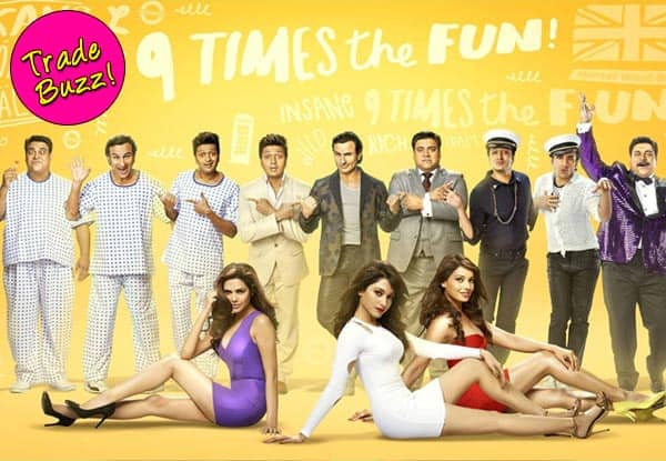 Will Sajid Khan's Humshakals erase Himmatwala debacle at the box office? Trade buzz!