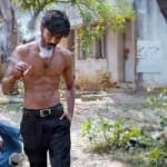 Dhanush flaunts six pack abs in Velai Illa Pattadhaari trailer