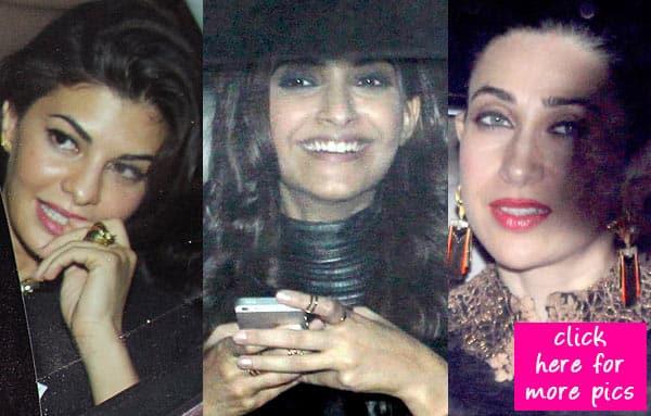 Sonam Kapoor kick-starts her birthday week!