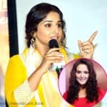 Unlike Salman Khan and Amitabh Bachchan, Vidya Balan voices support for Preity Zinta!​