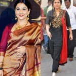 Has Vidya Balan lost weight?