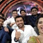 Vijay Awards hit by selfie bug - Shah Rukh Khan, Suriya, Nayantara, Hansika click selfies - View pics!