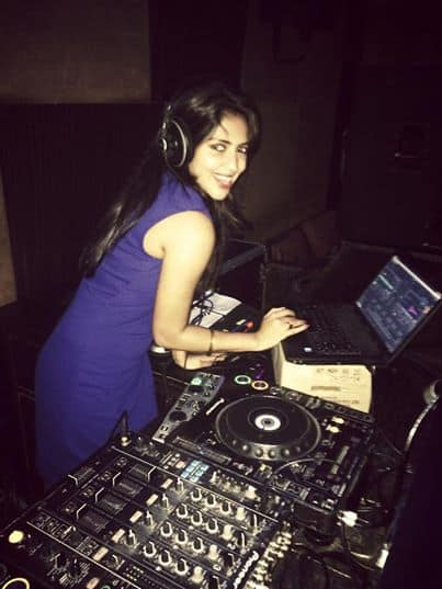 When Amala Paul became DJ…