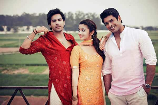 Humpty Sharma Ki Dulhania song Daingad Daingad: Varun Dhawan and Alia Bhatt groove in Punjabi style- Watch video!