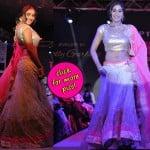 Charmi Kaur, Lakshmi Manchu, Regina Cassandra walk the ramp for charity - View pics!