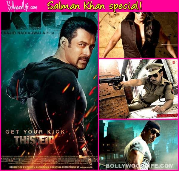 Kick – Salman Khan's filmi Eidi for his fans this year!