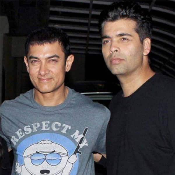 After Salman Khan, Aamir Khan signs a film for Karan Johar