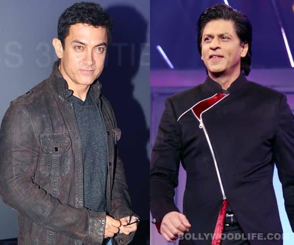Aamir Khan replaces Salman Khan in Shah Rukh Khan's life!
