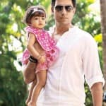 How does Abhishek Bachchan spend time with daughter Aaradhya when he is travelling?