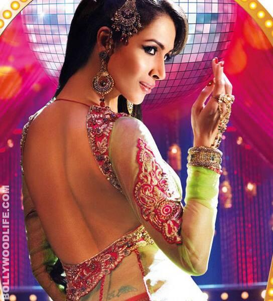 Malika Arora Khan completes shooting for item song in Arbaaz Khan's Dolly Ki Doli