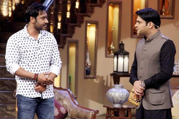 Comedy Nights with Kapil: Why did Ajay Devgn refuse to shoot for Kapil Sharma's show?