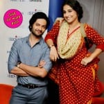 Vidya Balan and Ali Fazal promote Bobby Jasoos in Delhi