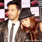 Alia Bhatt: Varun Dhawan and I aren't dating anybody at the moment