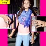 Alia Bhatt 'rings' it in!