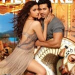 Alia Bhatt and Varun Dhawan become the next sizzling cover couple!