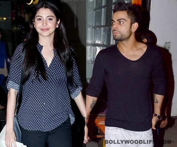 Anushka Sharma and Virat Kohli holidaying inLondon!