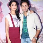 Did Deeksha Seth make Armaan Jain nervous?