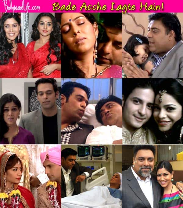 Top nine moments from Bade Acche Lagte Hain