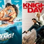 4 reasons why we liked the Bang Bang poster better than the Knight and Day poster
