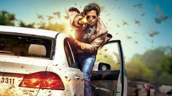 Bang Bang new poster: Hrithik Roshan in an action mode will make you go wow!