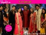 Eid Special: Akshay Kumar celebrates with Beintehaa, Balika Vadhu and Rangrasiya cast – View pics!