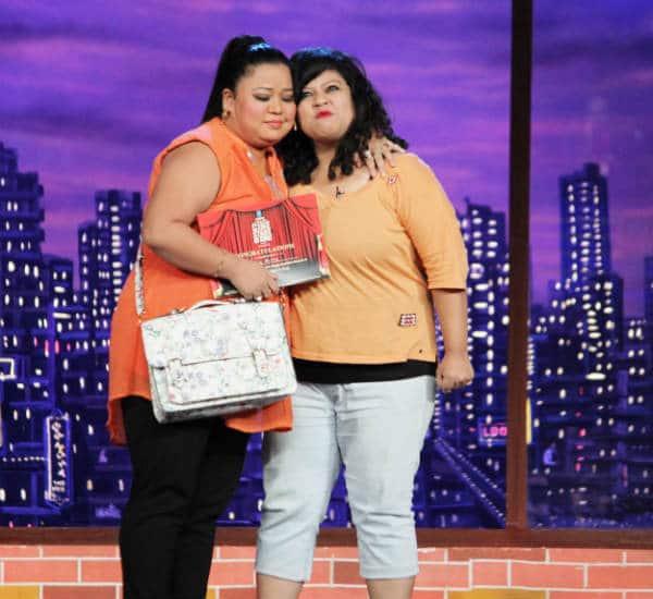 Cinestars Ki Khoj: Bharti Singh meets her soul sister on the show