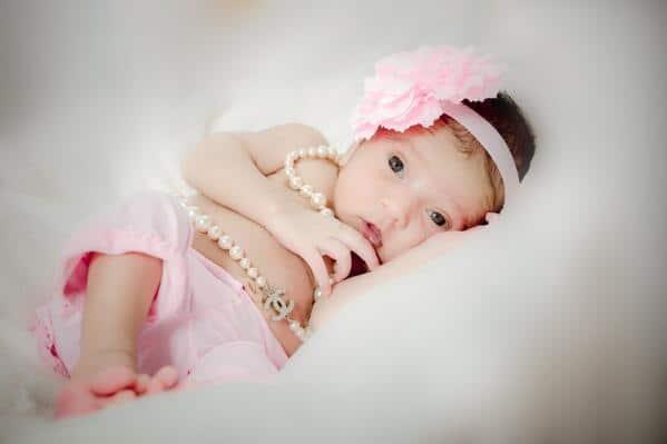 Lakshmi Manchu unveils pictures of her baby girl Vidya Nirvana Manchu!