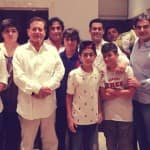 Salman Khan celebrates Eid with family-View pics!
