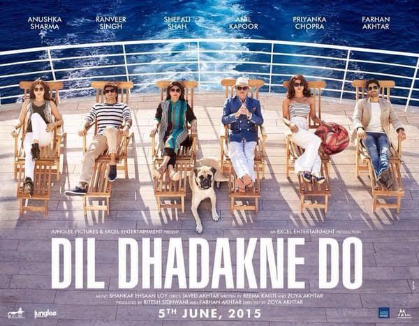 When Priyanka Chopra-Ranveer Singh's Dil Dhadakne Do shoot got delayed…