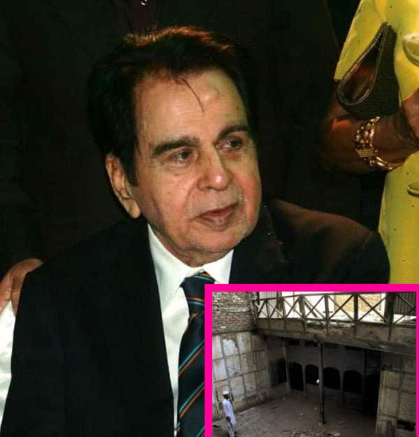 Dilip Kumar's ancestral home in Pakistan declared as a national heritage