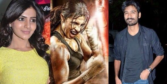 Dhanush, Samantha, Taapsee Pannu go gaga over Priyanka Chopra's Mary Kom trailer!