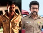 Will Suriya attend  the screening of Ajay Devgn's Singham Returns?