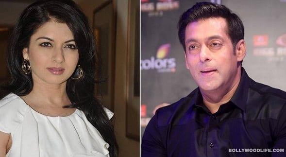 Bhagyashree : My kids are Salman Khan fans!