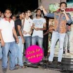 Emraan Hashmi sells tickets for Salman Khan's Kick -view pics!