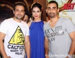 Emraan Hashmi and Humaima Malik at Raja Natwarlal press meet- View pics!