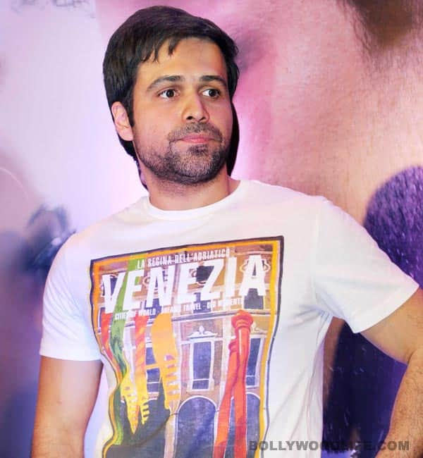 Emraan Hashmi: If I only do films like Raja Natwarlal, I won't grow as an actor!