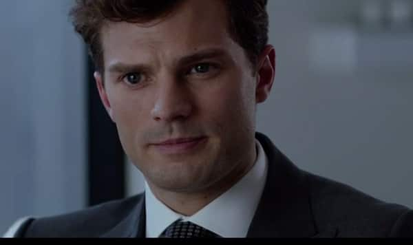 Fifty Shades of Grey trailer: Jamie Dornon and Dakota Johnson get wild and sexy