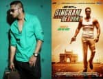 Singham Returns to have Yo Yo Honey Singh's version of Aata Majhi Satakli!