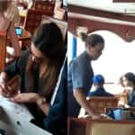 Clicked: Deepika Padukone on a cruise-view pic!
