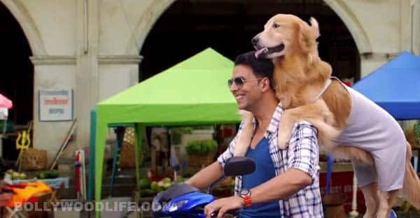 Entertainment song Veerey Di Wedding making: Akshay Kumar and Tamannaah dance to the doggy beats!