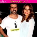Are Bipasha Basu and Harman Baweja secretly engaged?