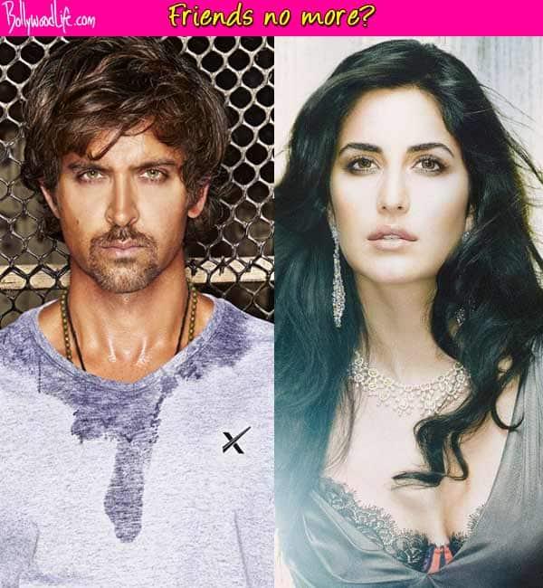 Why are Katrina Kaif and Hrithik Roshan avoiding each other?