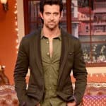 When Hrithik Roshan turned his fan into an interior decorator!