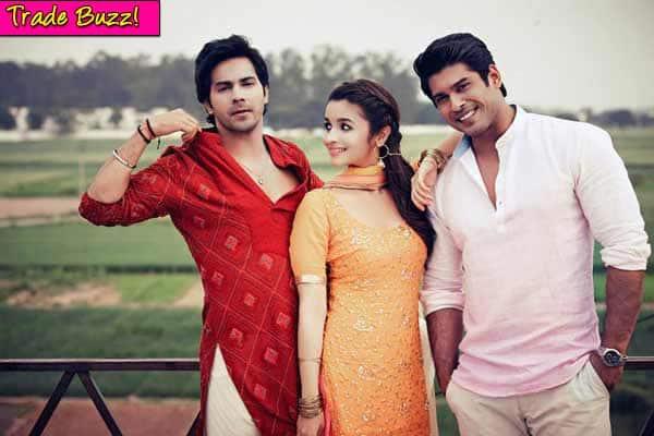 Will Alia Bhatt and Varun Dhawan's chemistry earn Karan Johar Rs 100 crore at the box office? Trade buzz!